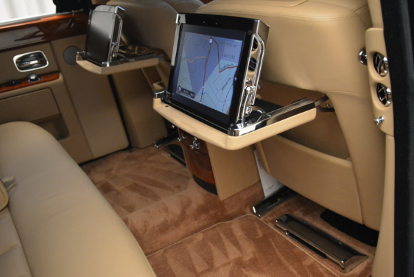 Used 2013 Rolls-Royce Phantom for sale Sold at Rolls-Royce Motor Cars Greenwich in Greenwich CT 06830 21