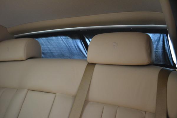 Used 2013 Rolls-Royce Phantom for sale Sold at Rolls-Royce Motor Cars Greenwich in Greenwich CT 06830 23