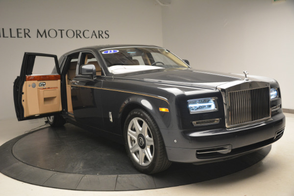Used 2013 Rolls-Royce Phantom for sale Sold at Rolls-Royce Motor Cars Greenwich in Greenwich CT 06830 5