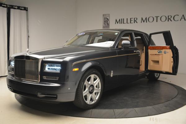 Used 2013 Rolls-Royce Phantom for sale Sold at Rolls-Royce Motor Cars Greenwich in Greenwich CT 06830 6