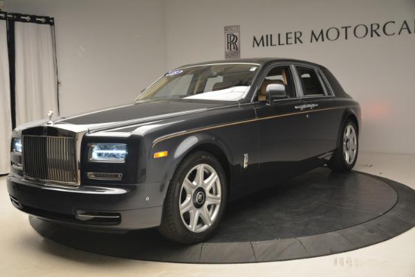 Used 2013 Rolls-Royce Phantom for sale Sold at Rolls-Royce Motor Cars Greenwich in Greenwich CT 06830 1