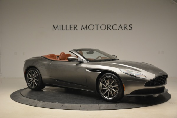 New 2019 Aston Martin DB11 Volante for sale Sold at Rolls-Royce Motor Cars Greenwich in Greenwich CT 06830 10