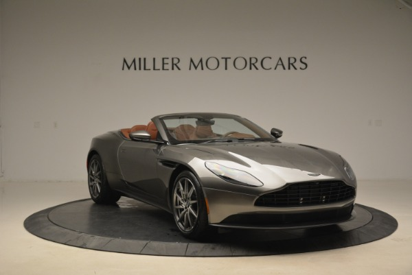 New 2019 Aston Martin DB11 Volante for sale Sold at Rolls-Royce Motor Cars Greenwich in Greenwich CT 06830 11