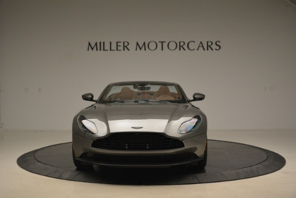 New 2019 Aston Martin DB11 Volante for sale Sold at Rolls-Royce Motor Cars Greenwich in Greenwich CT 06830 12