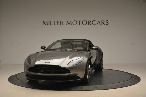 New 2019 Aston Martin DB11 Volante for sale Sold at Rolls-Royce Motor Cars Greenwich in Greenwich CT 06830 13