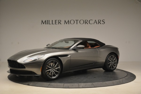 New 2019 Aston Martin DB11 Volante for sale Sold at Rolls-Royce Motor Cars Greenwich in Greenwich CT 06830 14