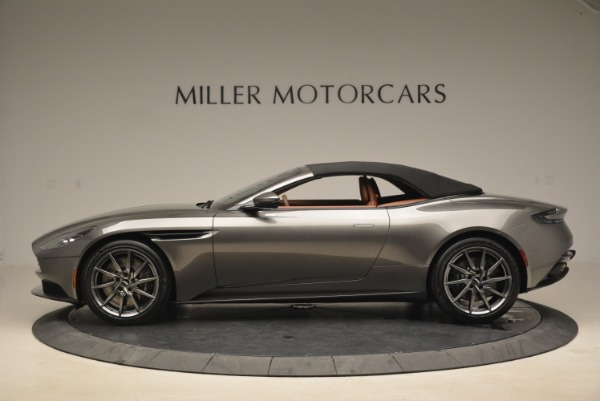 New 2019 Aston Martin DB11 Volante for sale Sold at Rolls-Royce Motor Cars Greenwich in Greenwich CT 06830 15