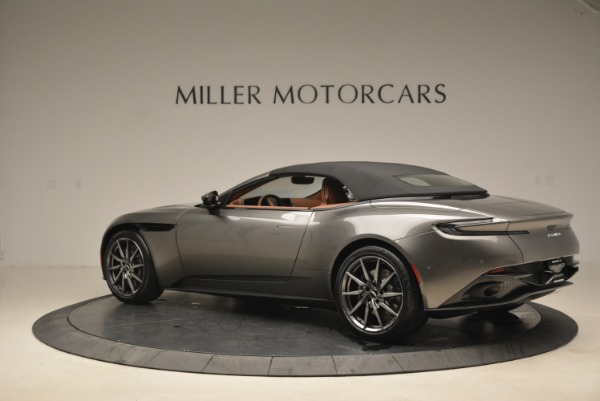 New 2019 Aston Martin DB11 Volante for sale Sold at Rolls-Royce Motor Cars Greenwich in Greenwich CT 06830 16