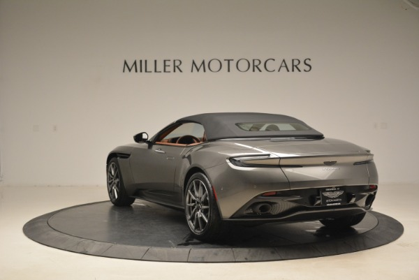New 2019 Aston Martin DB11 Volante for sale Sold at Rolls-Royce Motor Cars Greenwich in Greenwich CT 06830 17