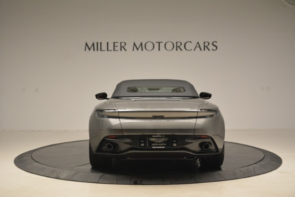 New 2019 Aston Martin DB11 Volante for sale Sold at Rolls-Royce Motor Cars Greenwich in Greenwich CT 06830 18