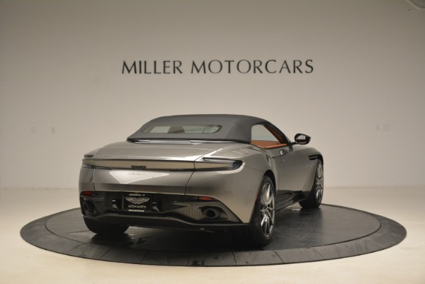 New 2019 Aston Martin DB11 Volante for sale Sold at Rolls-Royce Motor Cars Greenwich in Greenwich CT 06830 19