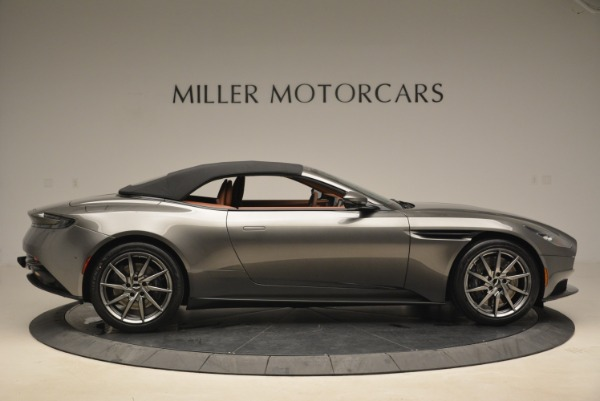 New 2019 Aston Martin DB11 Volante for sale Sold at Rolls-Royce Motor Cars Greenwich in Greenwich CT 06830 21