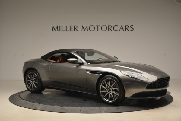 New 2019 Aston Martin DB11 Volante for sale Sold at Rolls-Royce Motor Cars Greenwich in Greenwich CT 06830 22