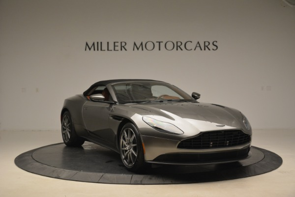 New 2019 Aston Martin DB11 Volante for sale Sold at Rolls-Royce Motor Cars Greenwich in Greenwich CT 06830 23