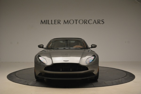 New 2019 Aston Martin DB11 Volante for sale Sold at Rolls-Royce Motor Cars Greenwich in Greenwich CT 06830 24