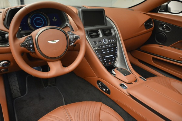 New 2019 Aston Martin DB11 Volante for sale Sold at Rolls-Royce Motor Cars Greenwich in Greenwich CT 06830 26