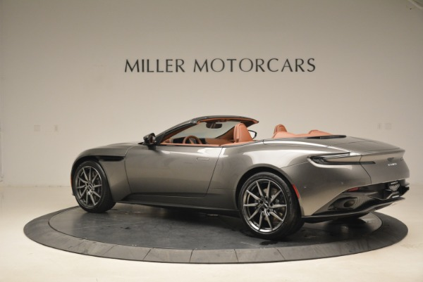New 2019 Aston Martin DB11 Volante for sale Sold at Rolls-Royce Motor Cars Greenwich in Greenwich CT 06830 4