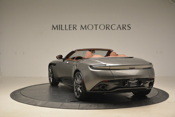 New 2019 Aston Martin DB11 Volante for sale Sold at Rolls-Royce Motor Cars Greenwich in Greenwich CT 06830 5