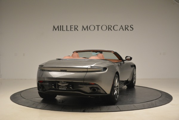 New 2019 Aston Martin DB11 Volante for sale Sold at Rolls-Royce Motor Cars Greenwich in Greenwich CT 06830 7