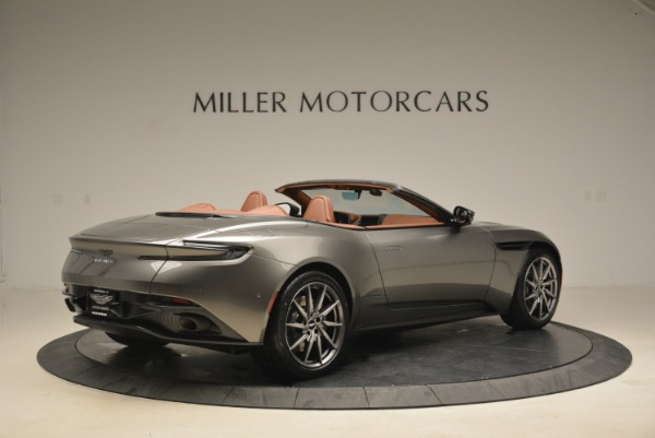 New 2019 Aston Martin DB11 Volante for sale Sold at Rolls-Royce Motor Cars Greenwich in Greenwich CT 06830 8