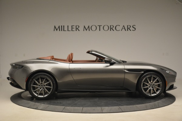 New 2019 Aston Martin DB11 Volante for sale Sold at Rolls-Royce Motor Cars Greenwich in Greenwich CT 06830 9