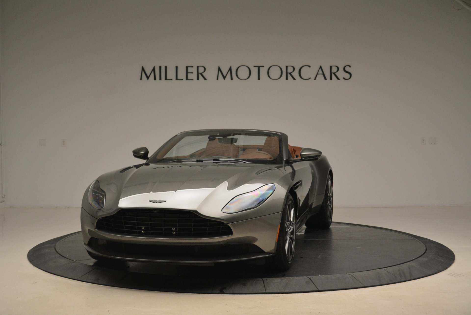 New 2019 Aston Martin DB11 Volante for sale Sold at Rolls-Royce Motor Cars Greenwich in Greenwich CT 06830 1