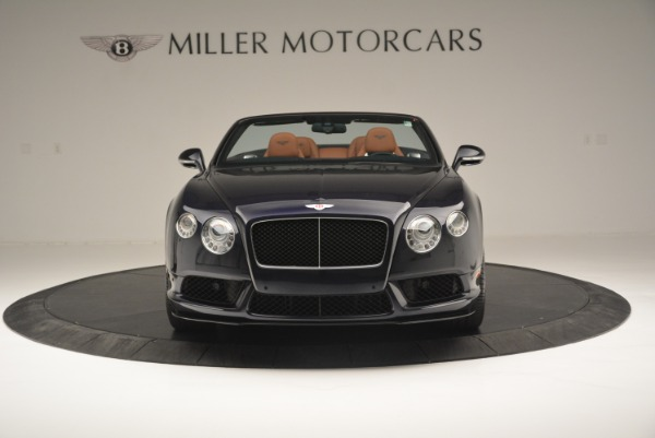 Used 2015 Bentley Continental GT V8 S for sale Sold at Rolls-Royce Motor Cars Greenwich in Greenwich CT 06830 12