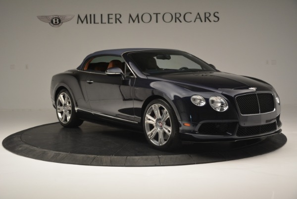 Used 2015 Bentley Continental GT V8 S for sale Sold at Rolls-Royce Motor Cars Greenwich in Greenwich CT 06830 19