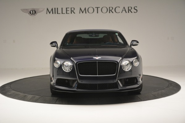 Used 2015 Bentley Continental GT V8 S for sale Sold at Rolls-Royce Motor Cars Greenwich in Greenwich CT 06830 20
