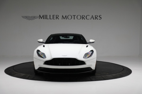 New 2018 Aston Martin DB11 V8 Coupe for sale Sold at Rolls-Royce Motor Cars Greenwich in Greenwich CT 06830 11