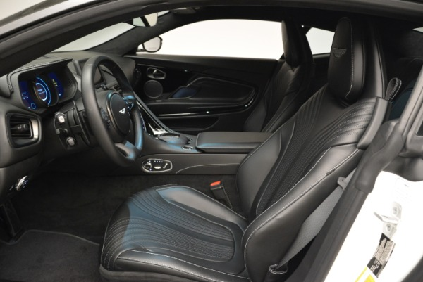 New 2018 Aston Martin DB11 V8 Coupe for sale Sold at Rolls-Royce Motor Cars Greenwich in Greenwich CT 06830 12