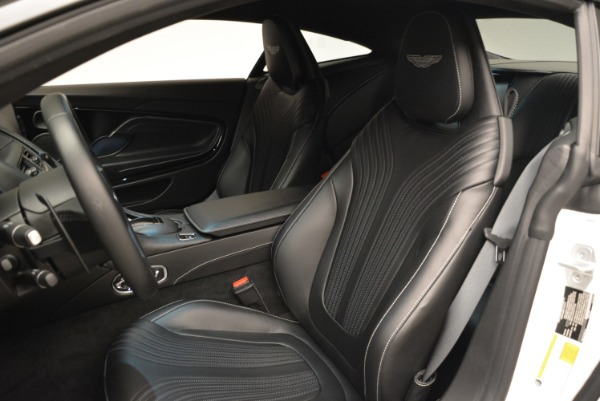 New 2018 Aston Martin DB11 V8 Coupe for sale Sold at Rolls-Royce Motor Cars Greenwich in Greenwich CT 06830 14