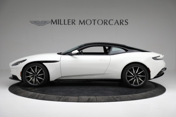 New 2018 Aston Martin DB11 V8 Coupe for sale Sold at Rolls-Royce Motor Cars Greenwich in Greenwich CT 06830 2