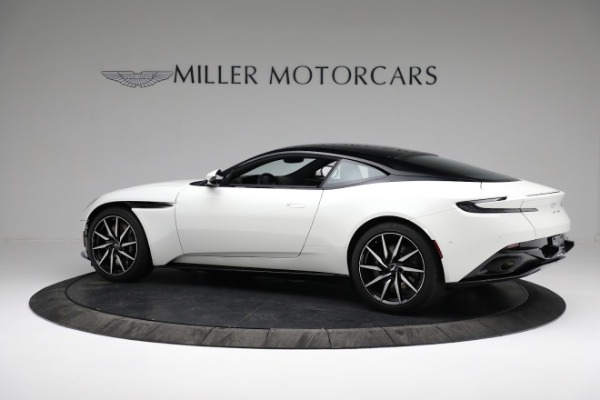 New 2018 Aston Martin DB11 V8 Coupe for sale Sold at Rolls-Royce Motor Cars Greenwich in Greenwich CT 06830 3