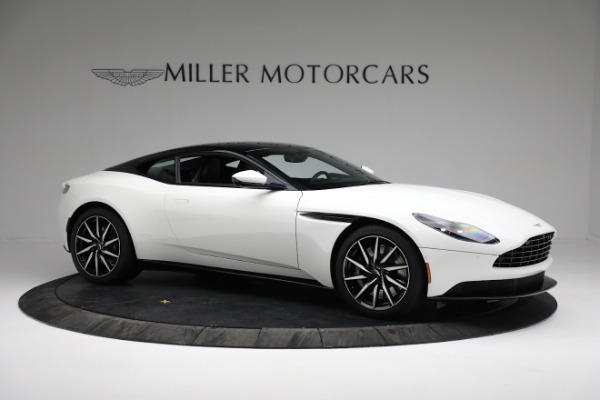 New 2018 Aston Martin DB11 V8 Coupe for sale Sold at Rolls-Royce Motor Cars Greenwich in Greenwich CT 06830 9