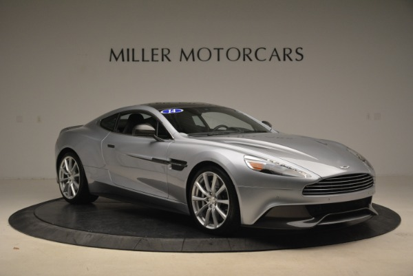 Used 2014 Aston Martin Vanquish for sale Sold at Rolls-Royce Motor Cars Greenwich in Greenwich CT 06830 10