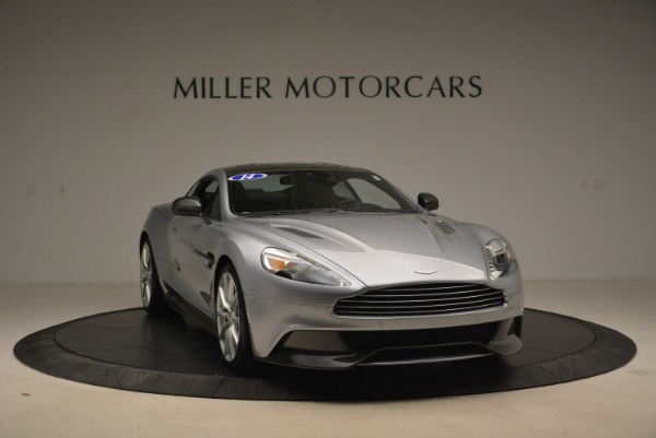 Used 2014 Aston Martin Vanquish for sale Sold at Rolls-Royce Motor Cars Greenwich in Greenwich CT 06830 11