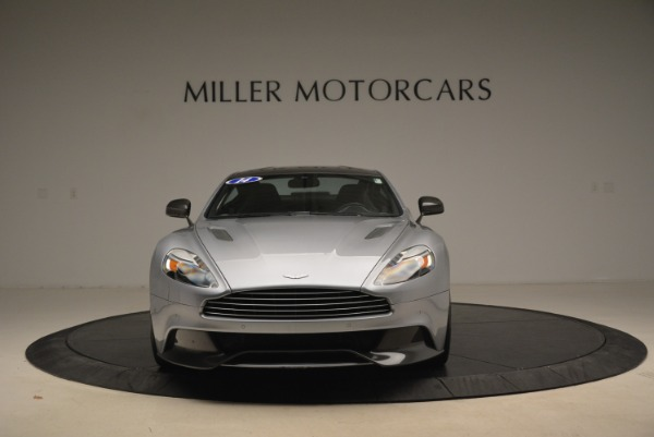 Used 2014 Aston Martin Vanquish for sale Sold at Rolls-Royce Motor Cars Greenwich in Greenwich CT 06830 12