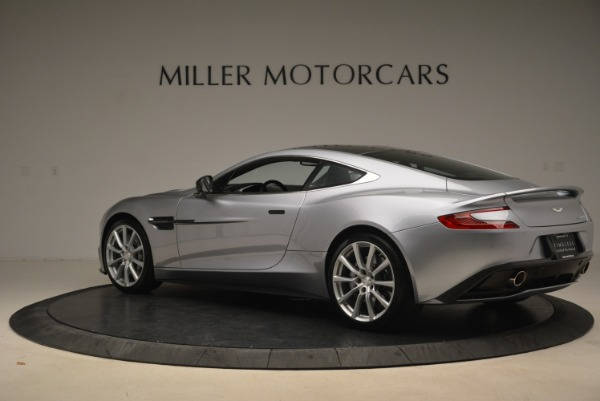 Used 2014 Aston Martin Vanquish for sale Sold at Rolls-Royce Motor Cars Greenwich in Greenwich CT 06830 4