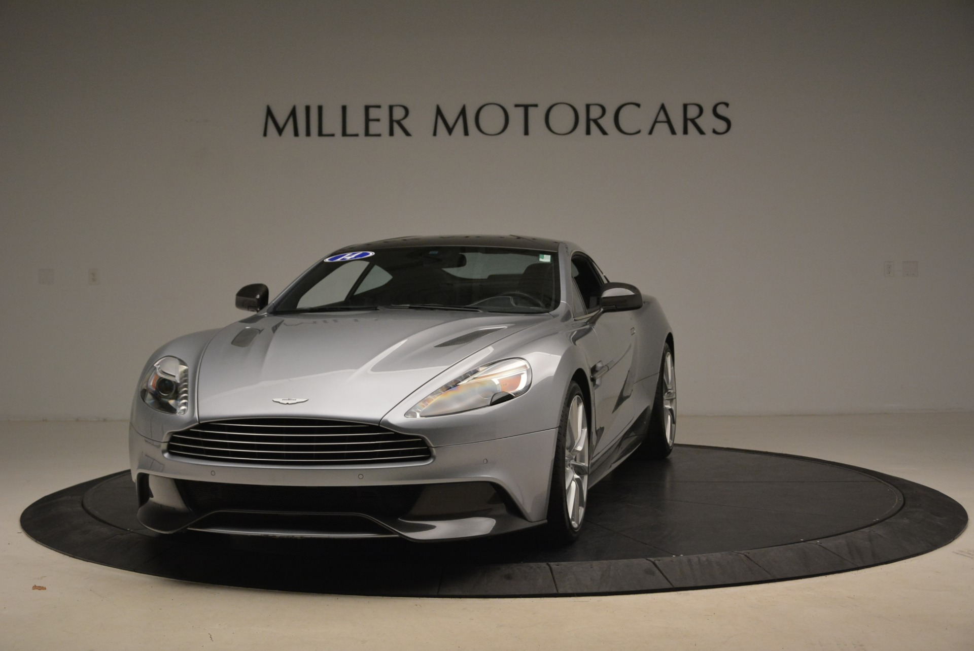 Used 2014 Aston Martin Vanquish for sale Sold at Rolls-Royce Motor Cars Greenwich in Greenwich CT 06830 1