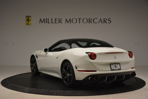 Used 2016 Ferrari California T for sale Sold at Rolls-Royce Motor Cars Greenwich in Greenwich CT 06830 17