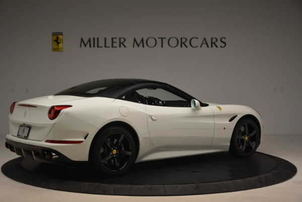 Used 2016 Ferrari California T for sale Sold at Rolls-Royce Motor Cars Greenwich in Greenwich CT 06830 20