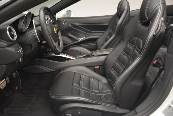 Used 2016 Ferrari California T for sale Sold at Rolls-Royce Motor Cars Greenwich in Greenwich CT 06830 26