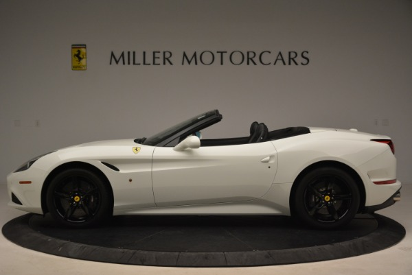 Used 2016 Ferrari California T for sale Sold at Rolls-Royce Motor Cars Greenwich in Greenwich CT 06830 3