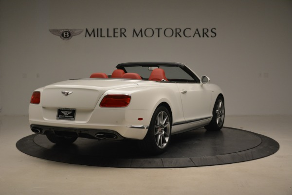 Used 2015 Bentley Continental GT V8 S for sale Sold at Rolls-Royce Motor Cars Greenwich in Greenwich CT 06830 7