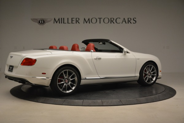 Used 2015 Bentley Continental GT V8 S for sale Sold at Rolls-Royce Motor Cars Greenwich in Greenwich CT 06830 8
