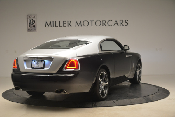 Used 2014 Rolls-Royce Wraith for sale Sold at Rolls-Royce Motor Cars Greenwich in Greenwich CT 06830 7