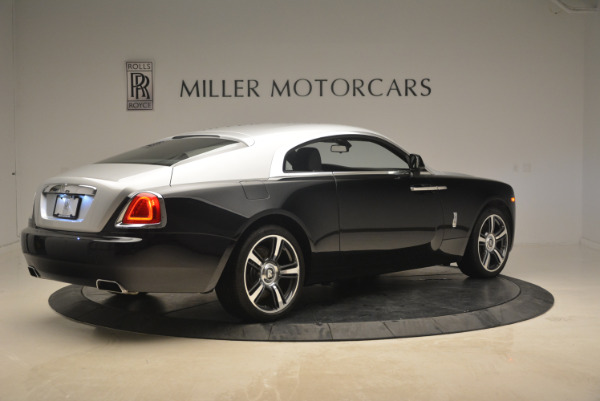 Used 2014 Rolls-Royce Wraith for sale Sold at Rolls-Royce Motor Cars Greenwich in Greenwich CT 06830 8