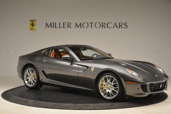 Used 2010 Ferrari 599 GTB Fiorano for sale Sold at Rolls-Royce Motor Cars Greenwich in Greenwich CT 06830 10
