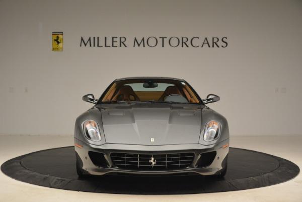 Used 2010 Ferrari 599 GTB Fiorano for sale Sold at Rolls-Royce Motor Cars Greenwich in Greenwich CT 06830 12